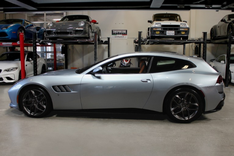 Used 2019 Ferrari GTC4Lusso T for sale Sold at San Francisco Sports Cars in San Carlos CA 94070 4