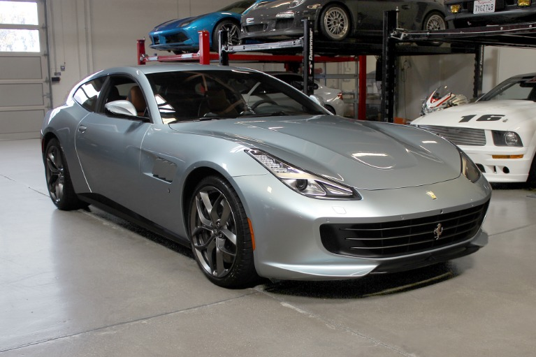 Used 2019 Ferrari GTC4Lusso T for sale $189,995 at San Francisco Sports Cars in San Carlos CA