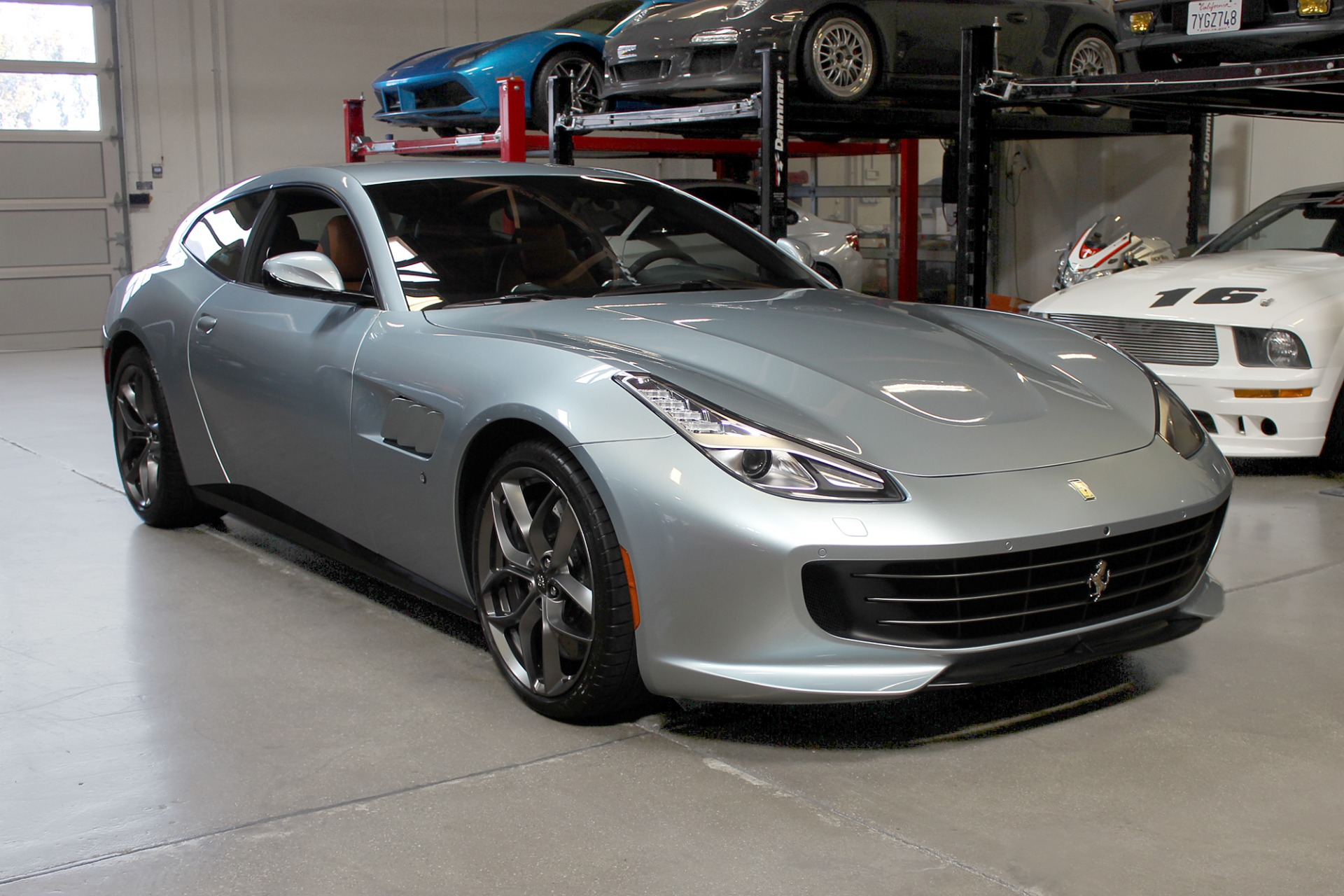 Used 2019 Ferrari GTC4Lusso T for sale Sold at San Francisco Sports Cars in San Carlos CA 94070 1