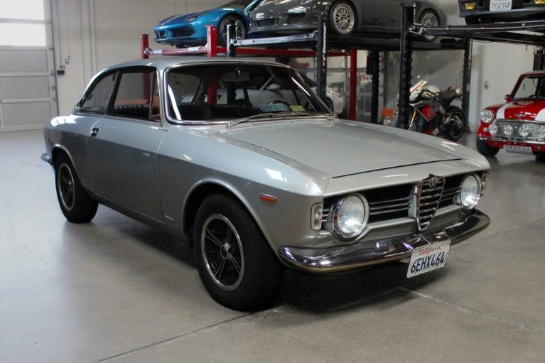 Used 1967 Alfa Romeo Giulia Sprint GT for sale $59,995 at San Francisco Sports Cars in San Carlos CA 94070 1