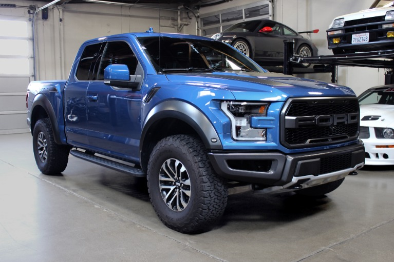Used 2019 Ford F-150 Raptor for sale $61,995 at San Francisco Sports Cars in San Carlos CA
