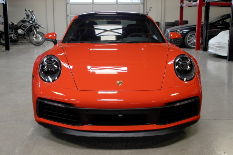 Used 2020 Porsche 911 Carrera S for sale Sold at San Francisco Sports Cars in San Carlos CA 94070 2