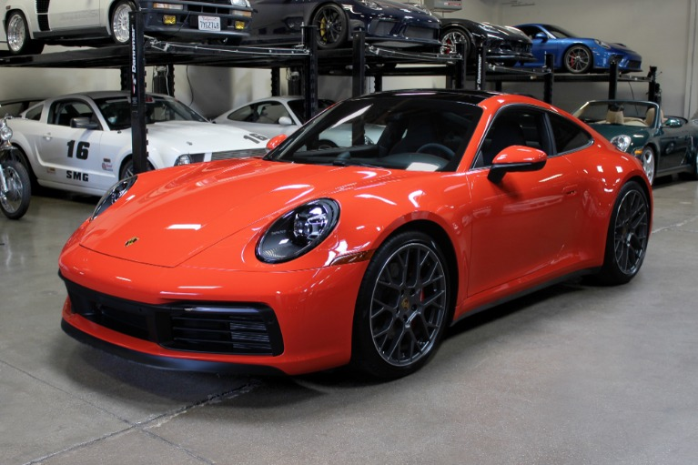 Used 2020 Porsche 911 Carrera S for sale Sold at San Francisco Sports Cars in San Carlos CA 94070 3