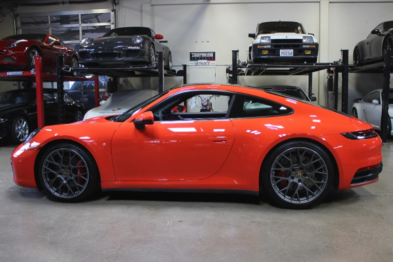 Used 2020 Porsche 911 Carrera S for sale Sold at San Francisco Sports Cars in San Carlos CA 94070 4