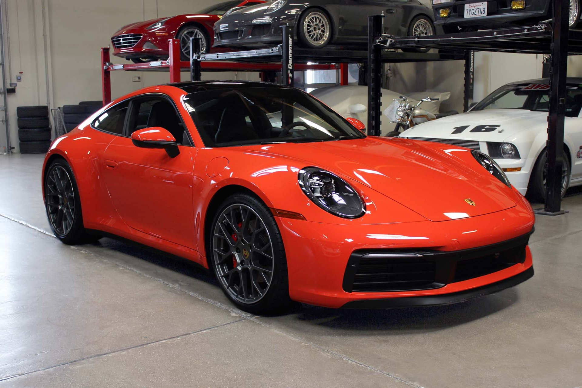 Used 2020 Porsche 911 Carrera S for sale Sold at San Francisco Sports Cars in San Carlos CA 94070 1
