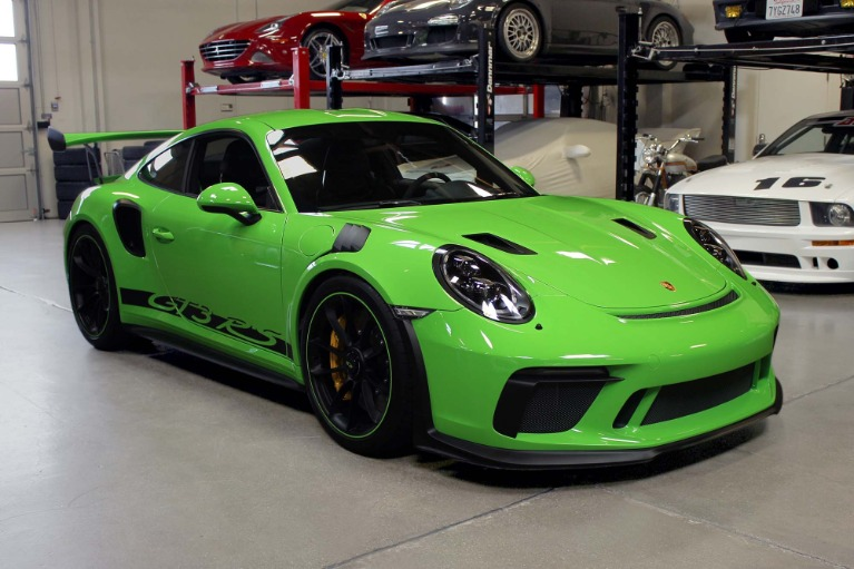 Used 2019 Porsche 911 GT3 RS for sale $192,995 at San Francisco Sports Cars in San Carlos CA