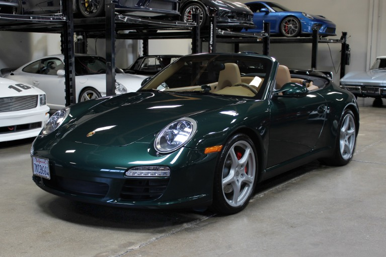 Used 2009 Porsche 911 Carrera S for sale Sold at San Francisco Sports Cars in San Carlos CA 94070 3