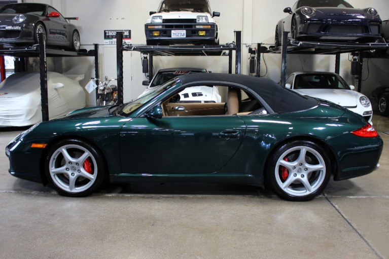 Used 2009 Porsche 911 Carrera S for sale Sold at San Francisco Sports Cars in San Carlos CA 94070 4
