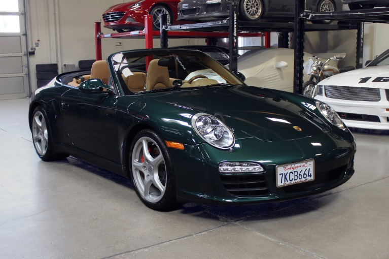 Used 2009 Porsche 911 Carrera S for sale Sold at San Francisco Sports Cars in San Carlos CA 94070 1