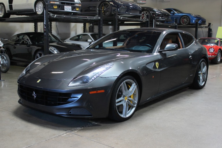 Used 2014 Ferrari FF for sale Sold at San Francisco Sports Cars in San Carlos CA 94070 3