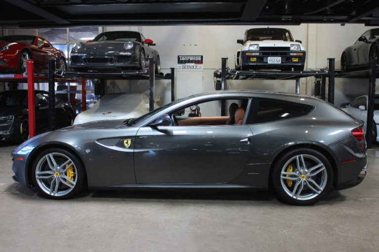 Used 2014 Ferrari FF for sale Sold at San Francisco Sports Cars in San Carlos CA 94070 4