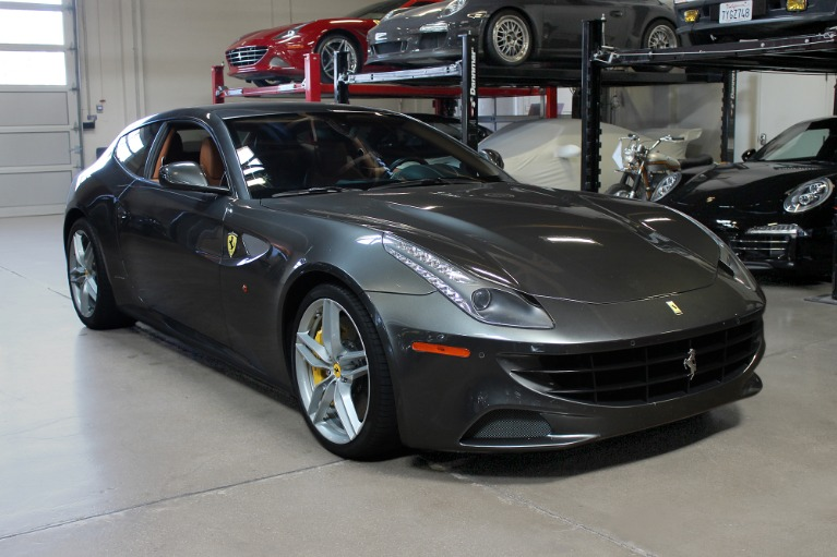 Used 2014 Ferrari FF for sale Sold at San Francisco Sports Cars in San Carlos CA 94070 1