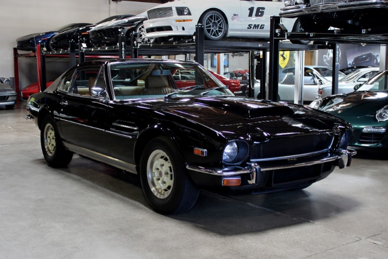 Used 1979 Aston Martin V8 Series III Saloon for sale $124,995 at San Francisco Sports Cars in San Carlos CA