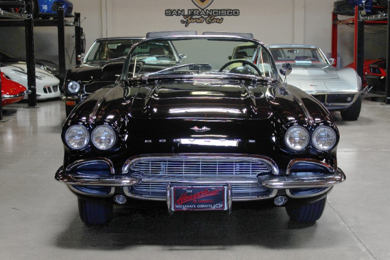 Used 1961 Chevrolet Corvette Fuelie for sale Sold at San Francisco Sports Cars in San Carlos CA 94070 2