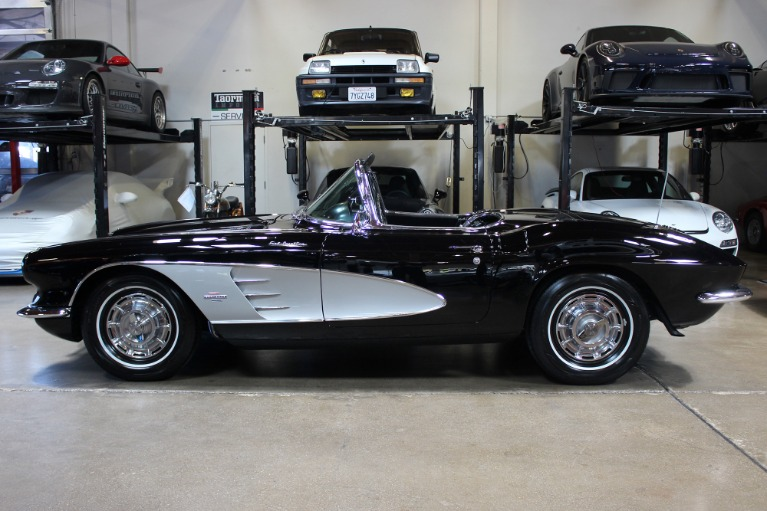 Used 1961 Chevrolet Corvette Fuelie for sale Sold at San Francisco Sports Cars in San Carlos CA 94070 4