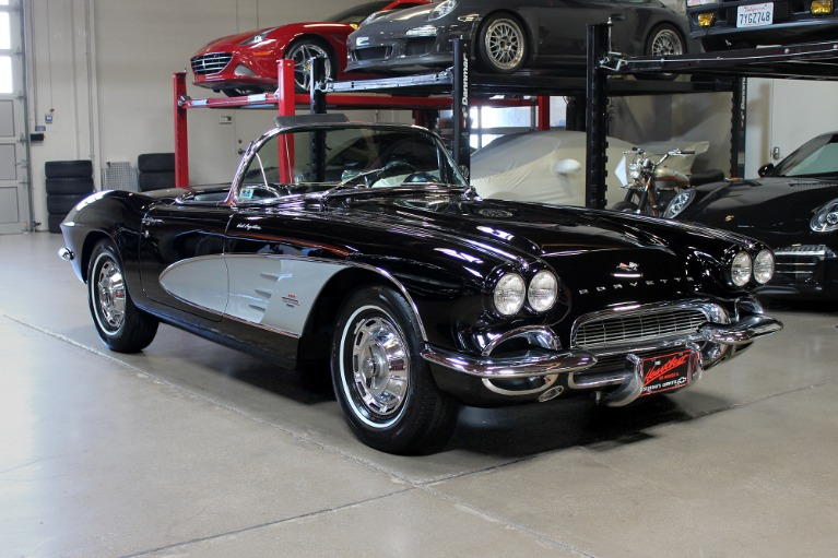 Used 1961 Chevrolet Corvette Fuelie for sale $89,995 at San Francisco Sports Cars in San Carlos CA