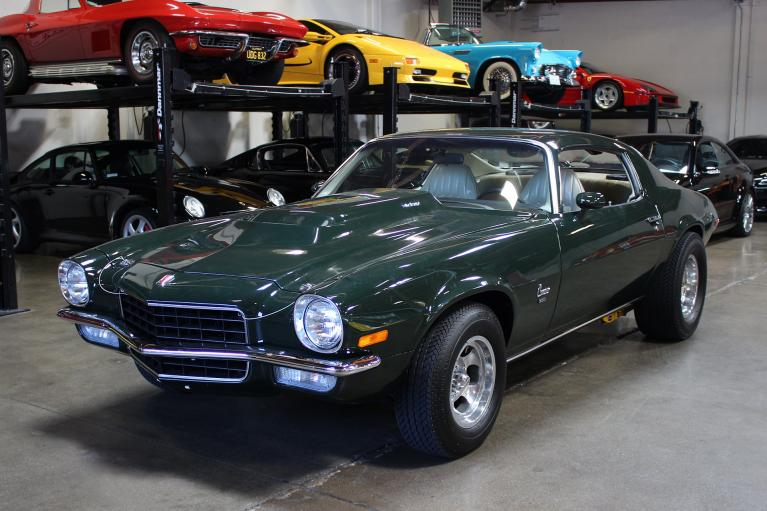 Used 1973 Chevrolet Camaro for sale Sold at San Francisco Sports Cars in San Carlos CA 94070 3