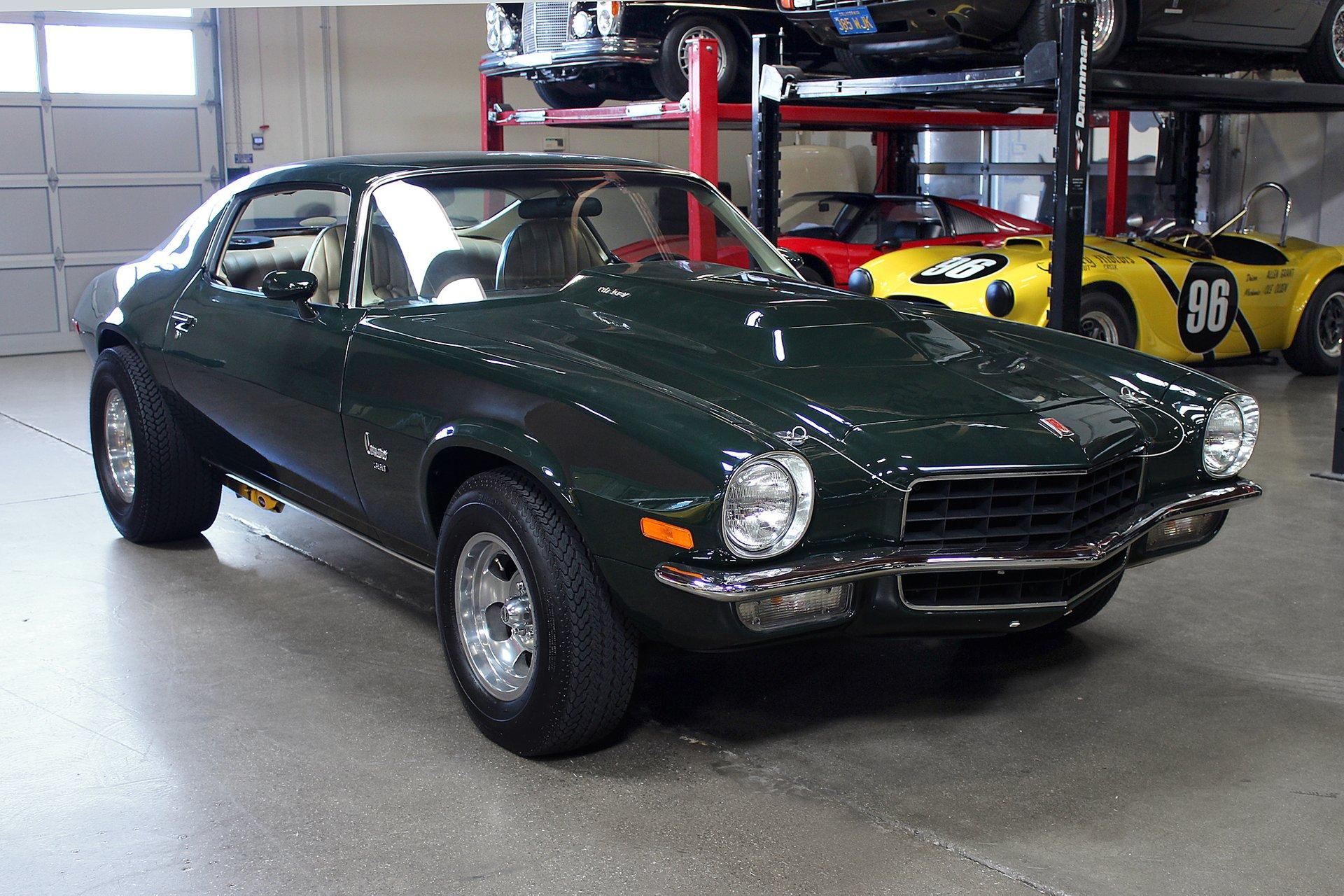 Used 1973 Chevrolet Camaro for sale Sold at San Francisco Sports Cars in San Carlos CA 94070 1