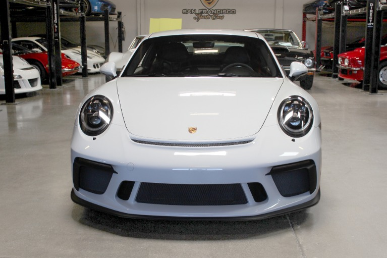 Used 2018 Porsche 911 GT3 GT3 for sale Sold at San Francisco Sports Cars in San Carlos CA 94070 2