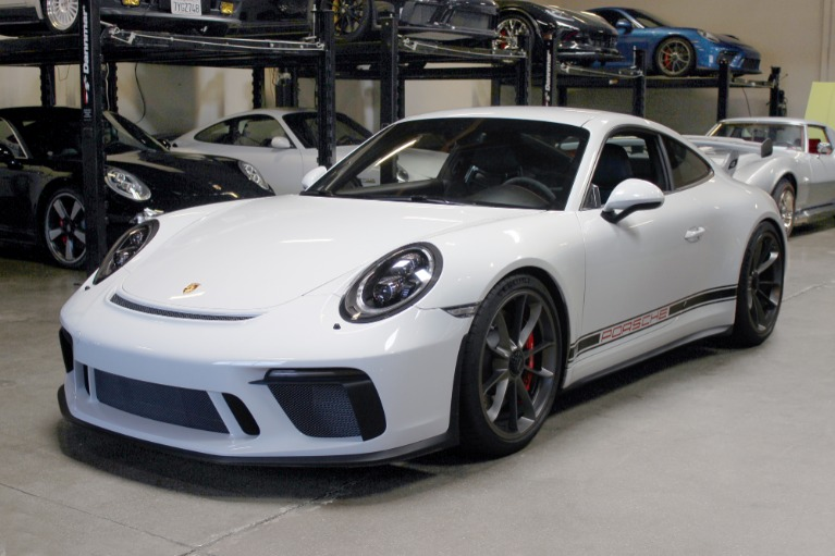 Used 2018 Porsche 911 GT3 GT3 for sale Sold at San Francisco Sports Cars in San Carlos CA 94070 3