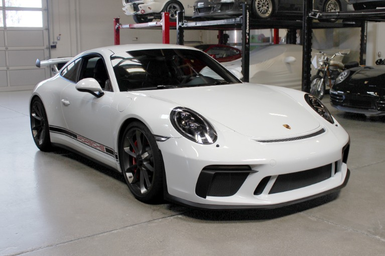 Used 2018 Porsche 911 GT3 GT3 for sale $152,995 at San Francisco Sports Cars in San Carlos CA