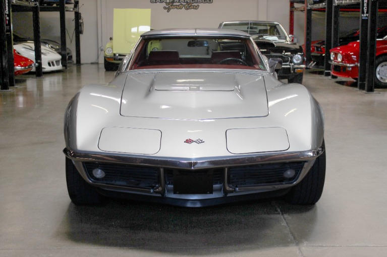 Used 1969 Chevrolet Corvette 427 for sale $46,995 at San Francisco Sports Cars in San Carlos CA 94070 2