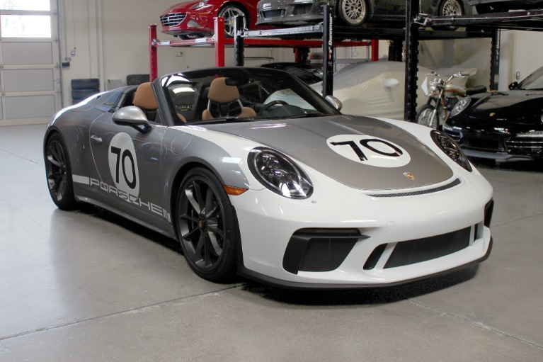 Used 2019 Porsche 911 Speedster for sale $349,995 at San Francisco Sports Cars in San Carlos CA