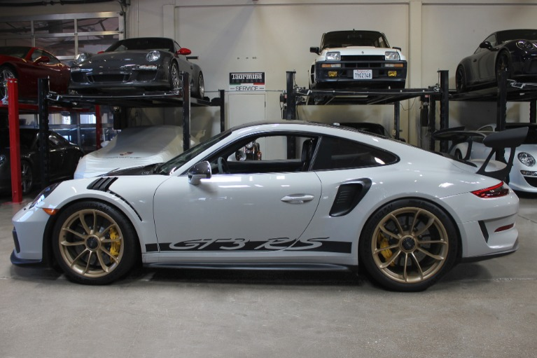 Used 2019 Porsche 911 GT3 RS for sale Sold at San Francisco Sports Cars in San Carlos CA 94070 4