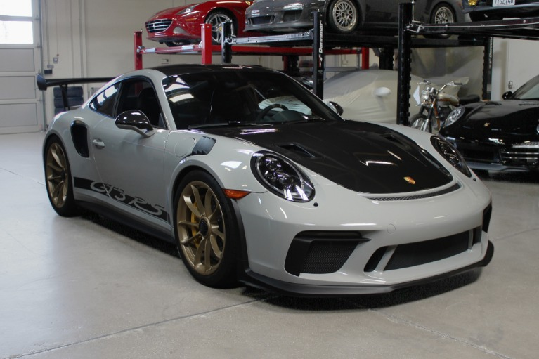 Used 2019 Porsche 911 GT3 RS for sale Sold at San Francisco Sports Cars in San Carlos CA 94070 1