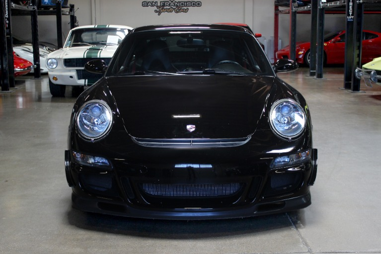 Used 2007 Porsche 911 GT3 for sale Sold at San Francisco Sports Cars in San Carlos CA 94070 2