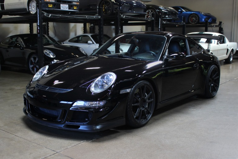 Used 2007 Porsche 911 GT3 for sale Sold at San Francisco Sports Cars in San Carlos CA 94070 3