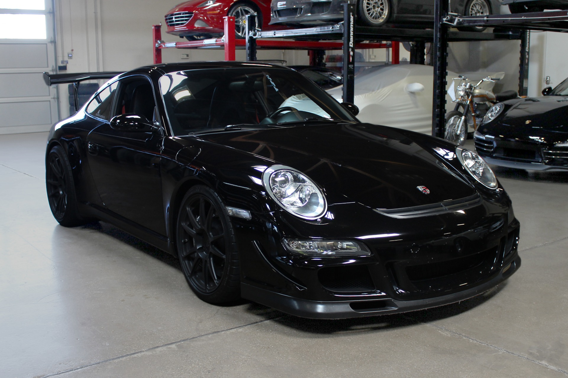 Used 2007 Porsche 911 GT3 for sale $109,995 at San Francisco Sports Cars in San Carlos CA 94070 1