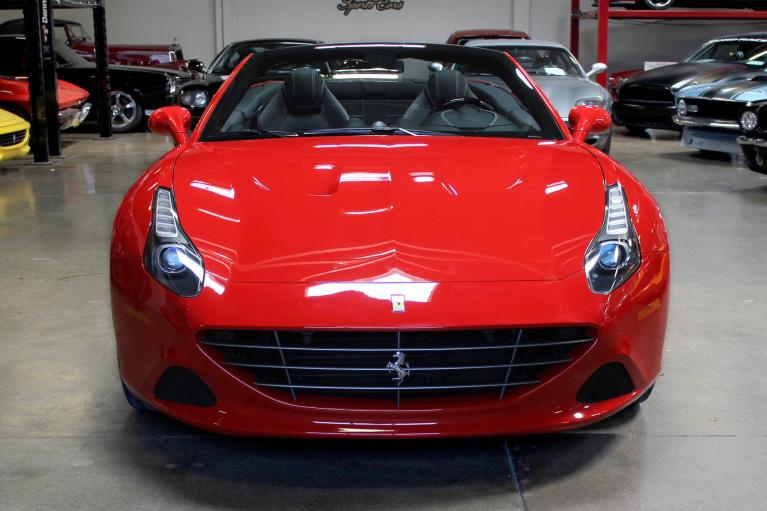 Used 2017 Ferrari California T for sale Sold at San Francisco Sports Cars in San Carlos CA 94070 2