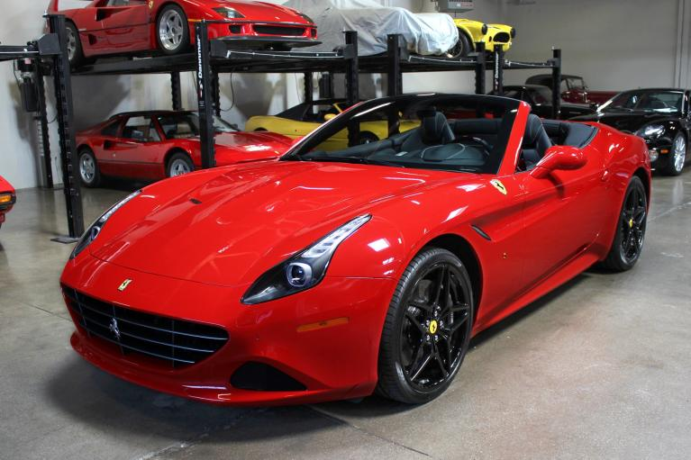 Used 2017 Ferrari California T for sale Sold at San Francisco Sports Cars in San Carlos CA 94070 3