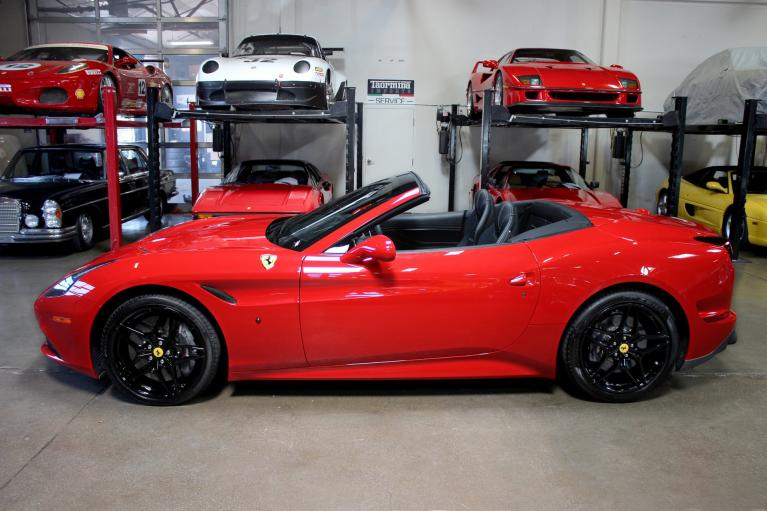 Used 2017 Ferrari California T for sale Sold at San Francisco Sports Cars in San Carlos CA 94070 4