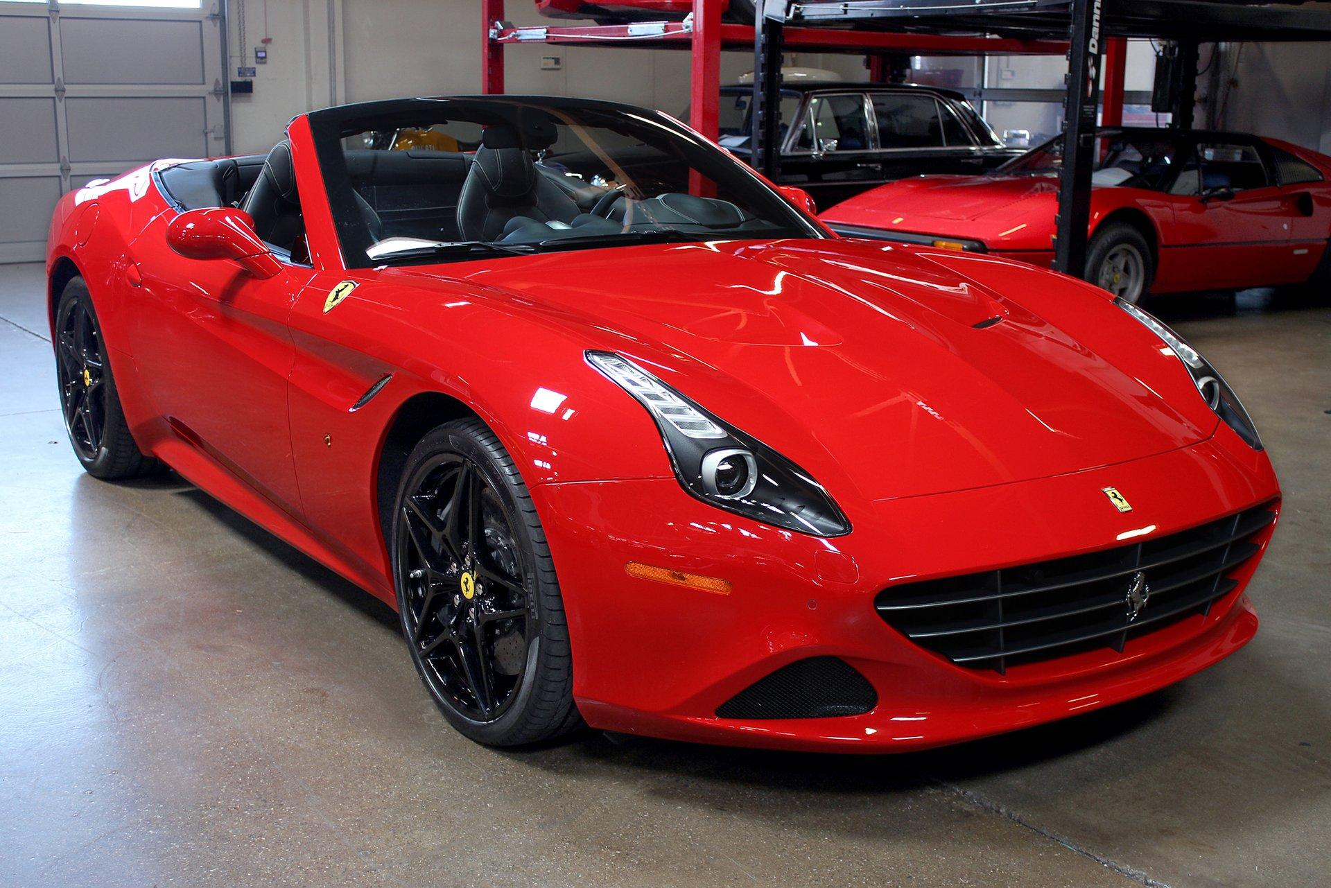 Used 2017 Ferrari California T for sale Sold at San Francisco Sports Cars in San Carlos CA 94070 1
