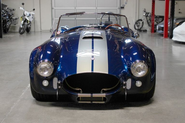 Used 1965 Superformance Cobra Roadster for sale Sold at San Francisco Sports Cars in San Carlos CA 94070 2