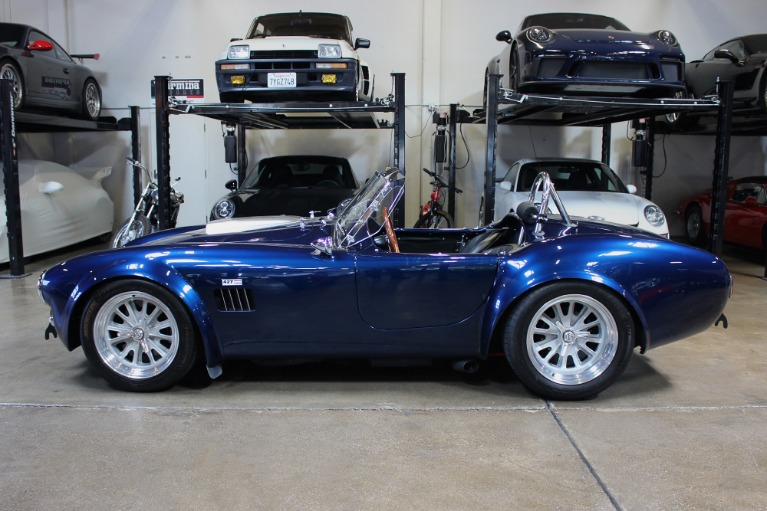 Used 1965 Superformance Cobra Roadster for sale Sold at San Francisco Sports Cars in San Carlos CA 94070 4