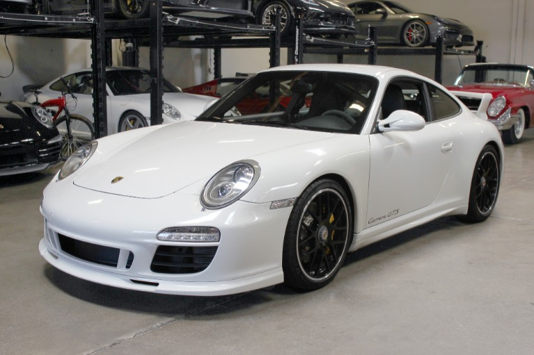 Used 2011 Porsche 911 Carrera GTS for sale $89,995 at San Francisco Sports Cars in San Carlos CA 94070 3