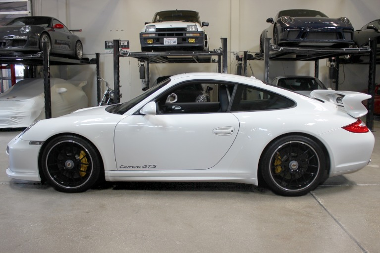 Used 2011 Porsche 911 Carrera GTS for sale $89,995 at San Francisco Sports Cars in San Carlos CA 94070 4