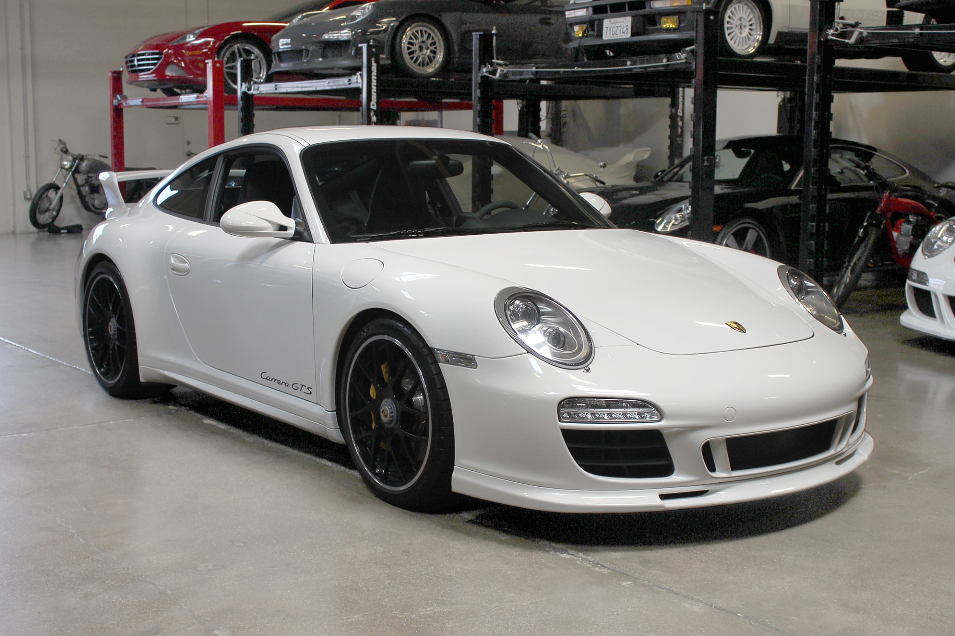 Used 2011 Porsche 911 Carrera GTS for sale Sold at San Francisco Sports Cars in San Carlos CA 94070 1