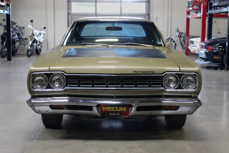 Used 1968 Plymouth Roadrunner 426 Hemi for sale $79,995 at San Francisco Sports Cars in San Carlos CA 94070 2