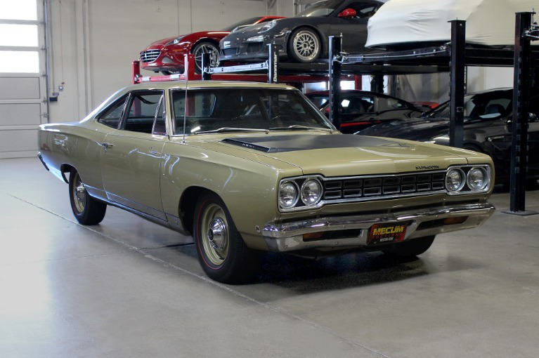 Used 1968 PLYMOUTH ROADRUNNER HEMI for sale $99,995 at San Francisco Sports Cars in San Carlos CA
