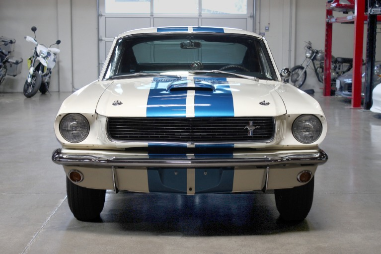 Used 1966 Shelby GT350 Mustang for sale $179,995 at San Francisco Sports Cars in San Carlos CA 94070 2