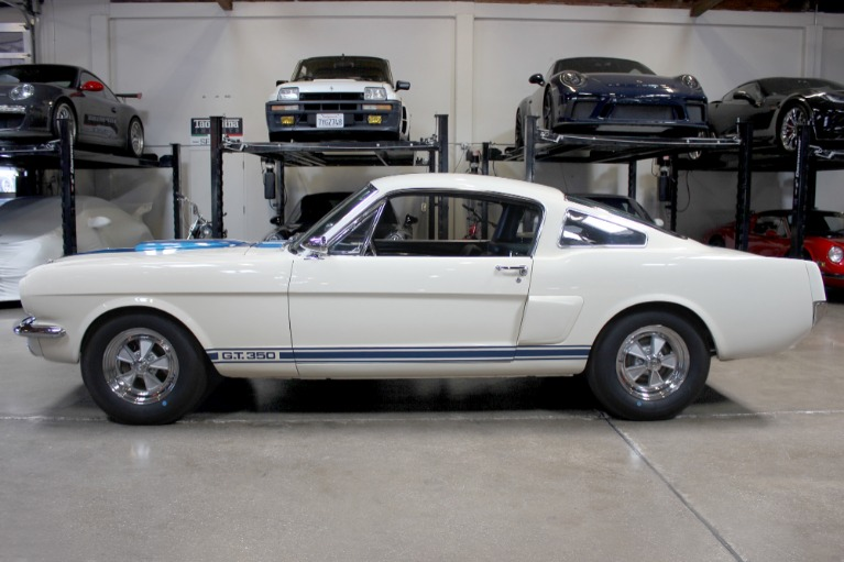 Used 1966 Shelby GT350 Mustang for sale $179,995 at San Francisco Sports Cars in San Carlos CA 94070 4