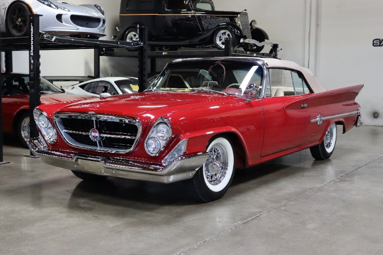 Used 1961 CHRYSLER 300G for sale $139,995 at San Francisco Sports Cars in San Carlos CA 94070 3