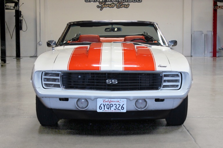 Used 1969 CHEVROLET CAMARO INDY PACE CAR for sale Sold at San Francisco Sports Cars in San Carlos CA 94070 2