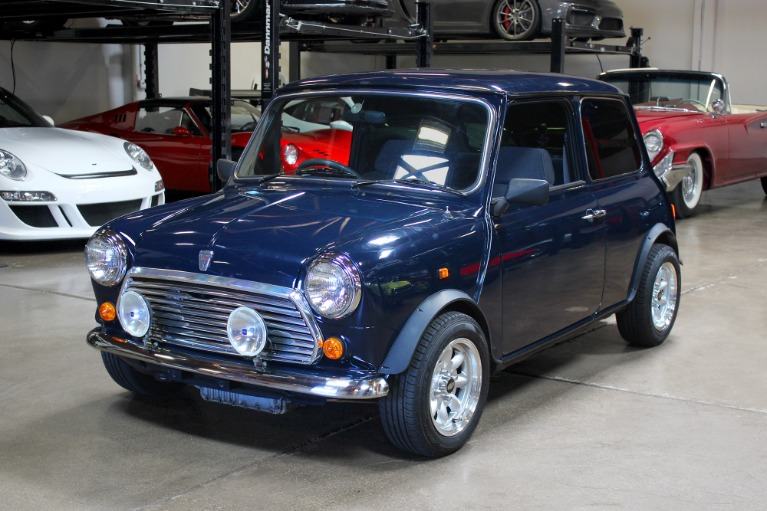 Used 1970 AUSTIN MINI COOPER for sale Sold at San Francisco Sports Cars in San Carlos CA 94070 3