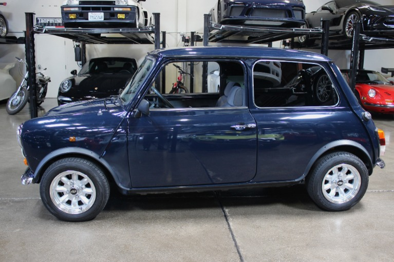 Used 1970 AUSTIN MINI COOPER for sale Sold at San Francisco Sports Cars in San Carlos CA 94070 4