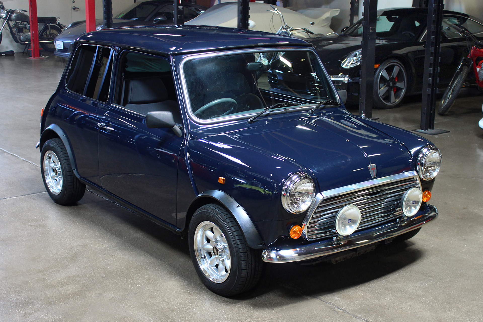 Used 1970 Mini Cooper for sale Sold at San Francisco Sports Cars in San Carlos CA 94070 1